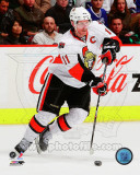 Daniel Alfredsson 2010-11 Action Photo