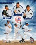 New York Yankees 2011 Triple Play Composite Photo
