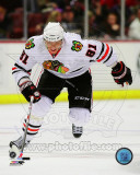 Marian Hossa 2010-11 Action Photographie