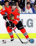 Patrick Kane 2010-11 Action Photo