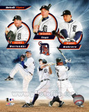 Detroit Tigers 2011 Triple Play Composite Photo