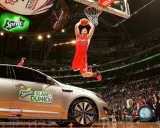 Blake Griffin Slam Dunk Contest 2011 NBA All-Star Game(1) Photo