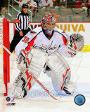 Michal Neuvirth 2010-11 Action Photo