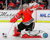 Corey Crawford 2010-11 Action Photo