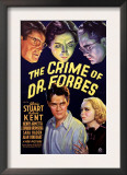 The Crime of Dr. Forbes, Robert Kent, Gloria Stuart, 1936 Prints