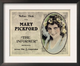The Informer, Mary Pickford, 1912 Art