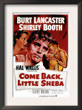 Come Back, Little Sheba, Burt Lancaster, Shirley Booth, 1952 Prints