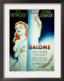 Salome, Rita Hayworth, 1953 Print