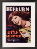 The Little Minister, Katharine Hepburn, 1934 Posters