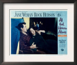 All That Heaven Allows, Rock Hudson, Jane Wyman, 1955 Prints