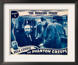 The Phantom Creeps, Chapter 1: the Menacing Power, 1939 Prints