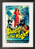 Blues in the Night, Jack Carson, Priscilla Lane, Peter Whitney, Richard Whorf, Betty Field, 1941 Prints