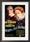 Mary of Scotland, Fredric March, Katharine Hepburn, 1936 Art