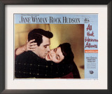 All That Heaven Allows, Rock Hudson, Jane Wyman, 1955 Art