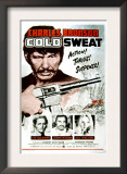 Cold Sweat, Charles Bronson, Liv Ullmann, James Mason, Jill Ireland, 1970 Poster