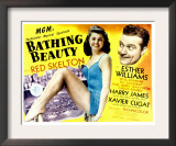 Bathing Beauty, Esther Williams, Red Skelton, 1944 Prints