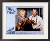 From the Terrace, Joanne Woodward, Paul Newman, 1960 Poster