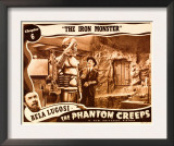 The Phantom Creeps, Chapter 6: the Iron Master, Bela Lugosi, 1939 Prints