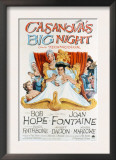 Casanova&#39;s Big Night, Joan Fontaine, Bob Hope, Audrey Dalton, 1954 Prints