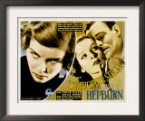 Christopher Strong, Katharine Hepburn, Colin Clive, 1933 Prints