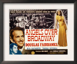 Angels over Broadway, Thomas Mitchell, Douglas Fairbanks Jr., Rita Hayworth, 1940 Prints