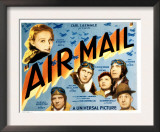 Air Mail, Gloria Stuart, Russell Hopton, Ralph Bellamy, Lilian Bond, Pat O'Brien, 1932 Prints