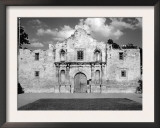 Mission San Antonio De Valero, also known as the Alamo. 1961 Prints