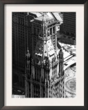 The Top of the Woolworth Building, New York City, May 1, 1972 Poster
