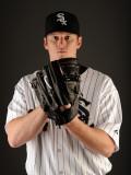Chicago White Sox Photo Day, GLENDALE, AZ - FEBRUARY 26: Gavin Floyd Photographic Print by Harry How