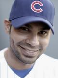 Chicago Cubs Photo Day, MESA, AZ - FEBRUARY 22: Carlos Pena Photographic Print by Ezra Shaw