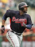Atlanta Braves v Houston Astros, KISSIMMEE, FL - MARCH 01: Jason Heyward Photographic Print by Mike Ehrmann