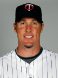 Minnesota Twins Photo Day, FORT MYERS, FL - FEBRUARY 25: Joe Nathan Photographic Print by J. Meric