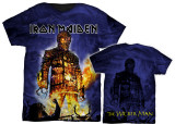 Iron Maiden - Wicker Man Tshirt