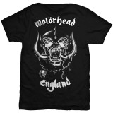 Toddler: Motorhead - Kids England T-shirts
