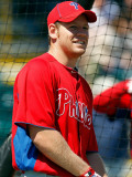 Philadelphia Phillies v Pittsburgh Pirates, BRADENTON, FL - MARCH 12: Brandon Moss Photographic Print by J. Meric