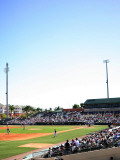 New York Mets v Florida Marlins, JUPITER, FL - MARCH 04 Photographic Print by Marc Serota
