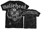 Motorhead - Dogskull and Chains T-shirts