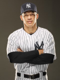 New York Yankees Photo Day, TAMPA, FL - FEBRUARY 23: Joe Girardi Photographic Print by Al Bello