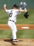 Houston Astros v Detroit Tigers, LAKELAND, FL - MARCH 02: Phil Coke Photographic Print by Leon Halip