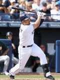 Oakland Athletics v San Diego Padres, PEORIA, AZ - MARCH 06: Jason Bartlett Photographic Print by Christian Petersen