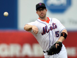 Atlanta Braves v New York Mets, PORT ST. LUCIE, FL - FEBRUARY 26: David Wright Photographic Print by Marc Serota