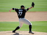 Chicago White Sox v Los Angeles Dodgers, PHOENIX, AZ - FEBRUARY 28: Will Ohman Photographic Print by Harry How