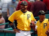 Minnesota Twins v Pittsburgh Pirates, BRADENTON, FL - MARCH 02: Pedro Alvarez Photographic Print by J. Meric