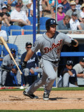 Detroit Tigers v Toronto Blue Jays, DUNEDIN, FL - FEBRUARY 26: Brennan Boesch Photographic Print by Al Messerschmidt