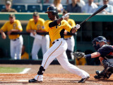 Minnesota Twins v Pittsburgh Pirates, BRADENTON, FL - MARCH 02: Andrew McCutchen Photographic Print by J. Meric