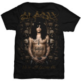 Slash - Skull Wall T-shirts
