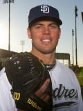 San Diego Padres Photo Day, PEORIA, AZ - FEBRUARY 23: Clayton Richard Photographic Print by Rob Tringali