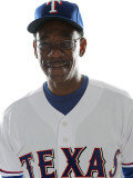 Texas Rangers Photo Day, SURPRISE, AZ - FEBRUARY 25: Ron Washington Photographie par Jonathan Ferrey