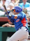 Chicago Cubs v San Francisco Giants, SCOTTSDALE, AZ - MARCH 01: Aramis Ramirez Photographic Print by Christian Petersen