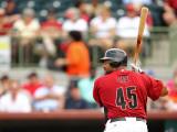 Atlanta Braves v Houston Astros, KISSIMMEE, FL - MARCH 01: Carlos Lee Photographic Print by Mike Ehrmann